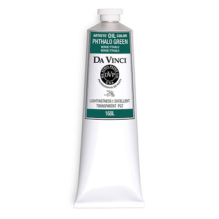 (33) Phthalo Green (150mL Oil Paint)