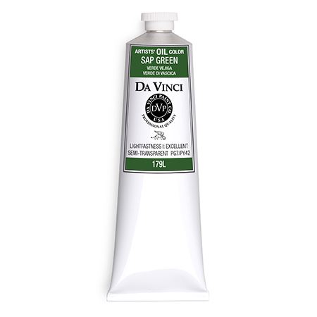 (38) Sap Green (150mL Oil Paint)
