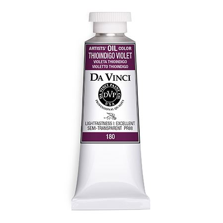 (21) Thioindigo Violet (37mL Oil Paint)
