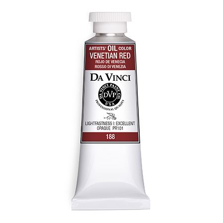 (44) Venetian Red (37mL Oil Paint)
