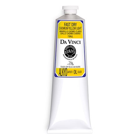 (04) Cadmium Yellow Light (150mL Fast Dry Oil Paint)