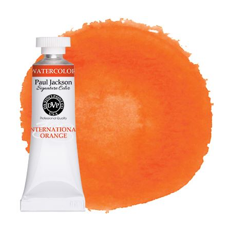 International Orange (15mL Watercolor)