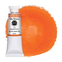 <!--(17)--> Da Vinci Orange (8mL Watercolor)