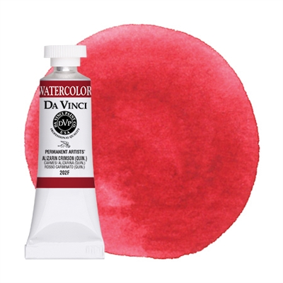 <!--(31)--> Alizarin Crimson (Quinacridone) (15mL Watercolor)