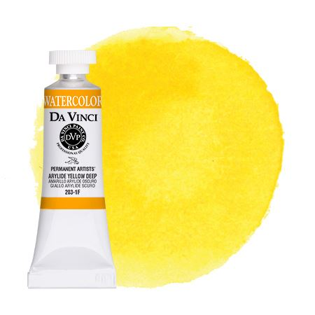 <!--(13)--> Arylide Yellow Deep (15mL Watercolor)