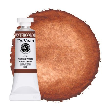 <!--(88)--> Burnt Sienna (15mL Watercolor)