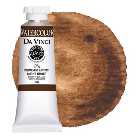 <!--(95)--> Burnt Umber (37mL Watercolor)