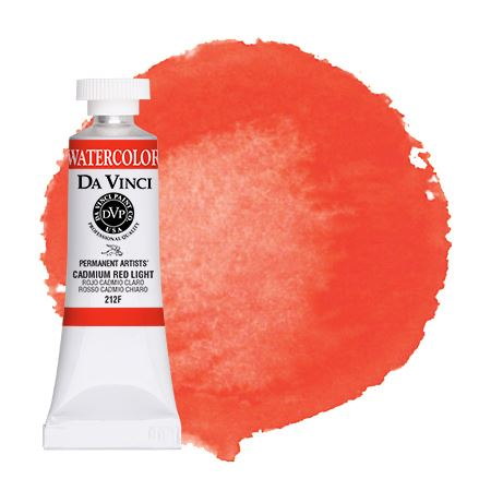 <!--(22)--> Cadmium Red Light (15mL Watercolor)