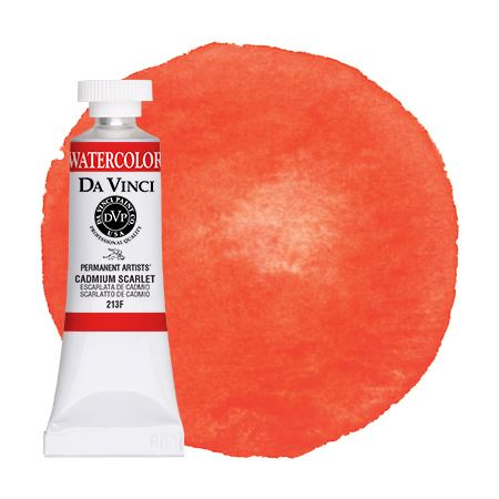 <!--(21)--> Cadmium Scarlet (15mL Watercolor)