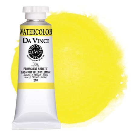 <!--(02)--> Cadmium Yellow Lemon (37mL Watercolor)