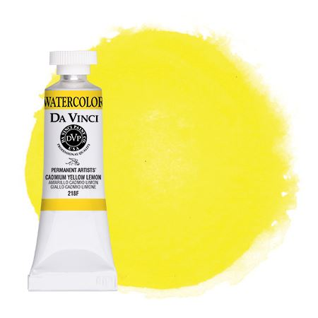 <!--(02)--> Cadmium Yellow Lemon (15mL Watercolor)