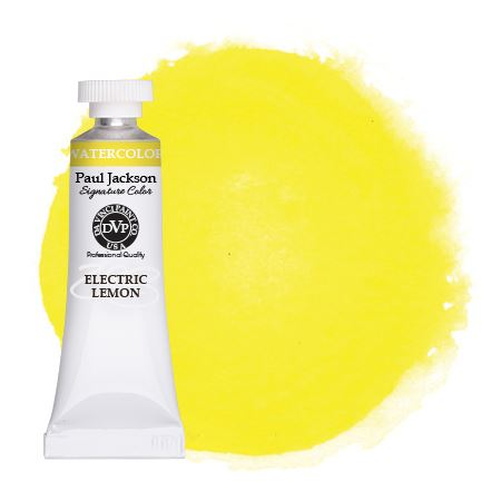 Electric Yellow (15mL Watercolor)