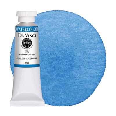 <!--(59)--> Cerulean Blue Genuine (8mL Watercolor)
