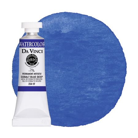 <!--(51)--> Cobalt Blue Deep (15mL Watercolor)