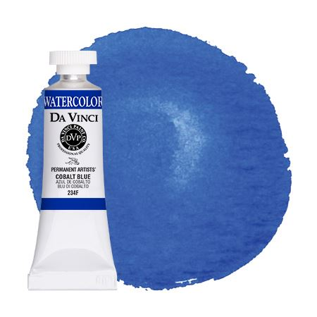 <!--(52)--> Cobalt Blue (15mL Watercolor)