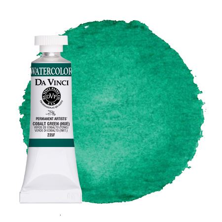 <!--(66)--> Cobalt Green (Hue) (15mL Watercolor)