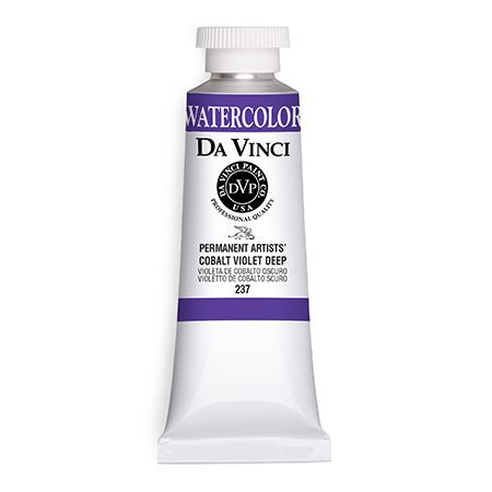 <!--(42)--> Cobalt Violet Deep (37mL Watercolor)