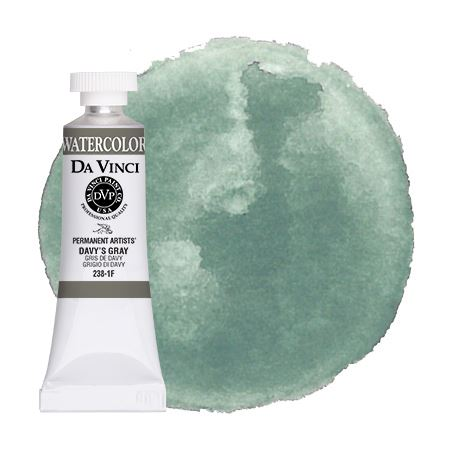 <!--(A102)--> Davy's Gray (15mL Watercolor)