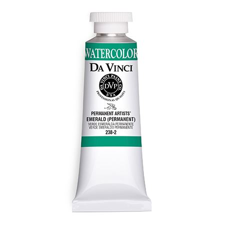 <!--(71)--> Emerald (Permanent) (37mL Watercolor)