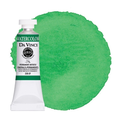 <!--(71)--> Emerald (Permanent) (15mL Watercolor)