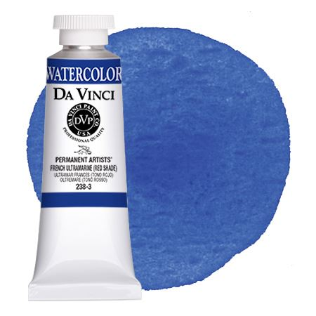 <!--(56)--> French Ultramarine (Red Shade) (37mL Watercolor)