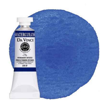 <!--(56)--> French Ultramarine (Red Shade) (15mL Watercolor)