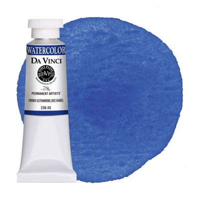 <!--(56)--> French Ultramarine (Red Shade) (8mL Watercolor)