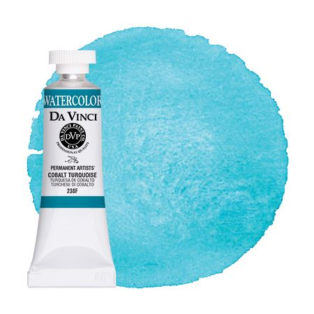 <!--(64)--> Cobalt Turquoise (15mL Watercolor)