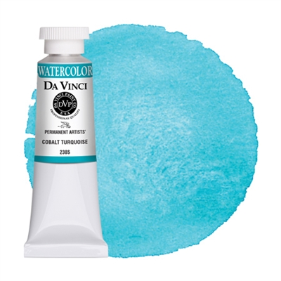 <!--(64)--> Cobalt Turquoise (8mL Watercolor)