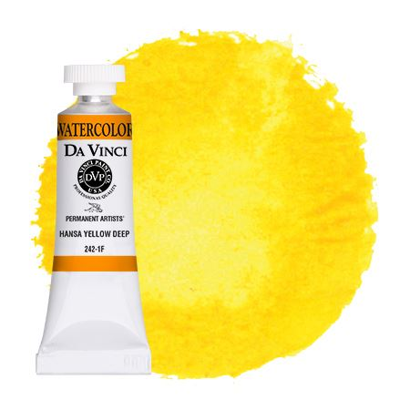 <!--(11)--> Hansa Yellow Deep (15mL Watercolor)