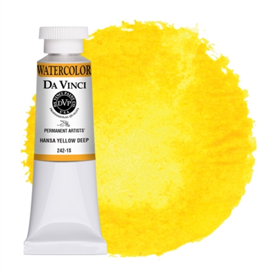 <!--(11)--> Hansa Yellow Deep (8mL Watercolor)