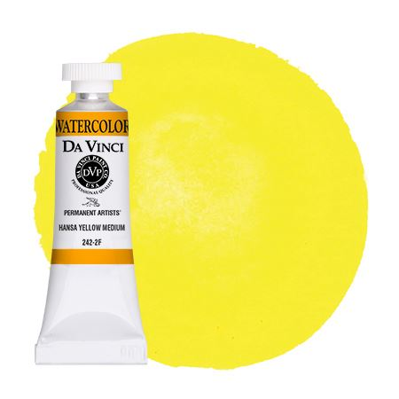 <!--(08)--> Hansa Yellow Medium (15mL Watercolor)