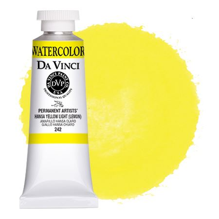 <!--(03)--> Hansa Yellow Light (37mL Watercolor)