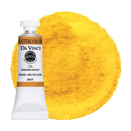 <!--(78)--> Nickel Azo Yellow (15mL Watercolor)