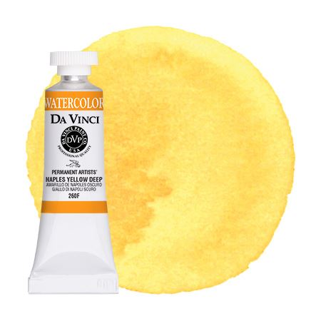 <!--(80)--> Naples Yellow Deep (15mL Watercolor)