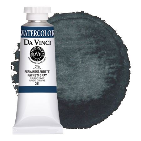 <!--(99)--> Payne's Gray (37mL Watercolor)