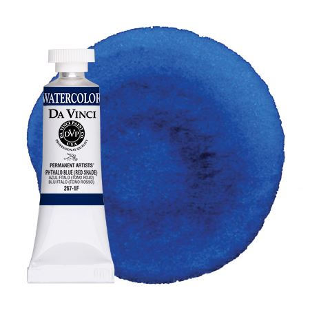 <!--(53)--> Phthalo Blue (Red Shade) (15mL Watercolor)