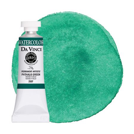 <!--(67)--> Phthalo Green (15mL Watercolor)