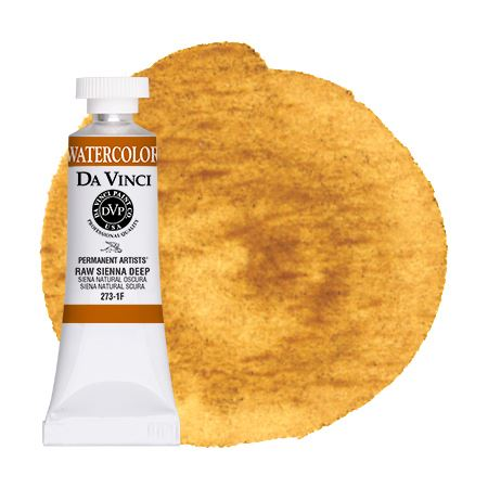 <!--(85)--> Raw Sienna Deep (15mL Watercolor)