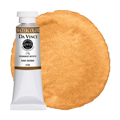 <!--(82)--> Raw Sienna (8mL Watercolor)