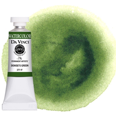 <!--(74)--> Denise's Green (15mL Watercolor)