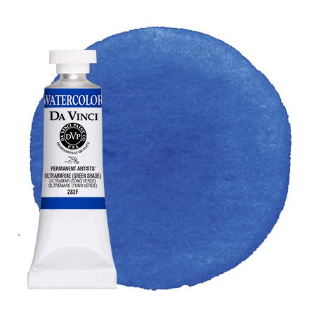 <!--(58)--> Ultramarine (Green Shade) (15mL Watercolor)