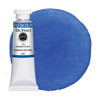 <!--(58)--> Ultramarine (Green Shade) (8mL Watercolor)