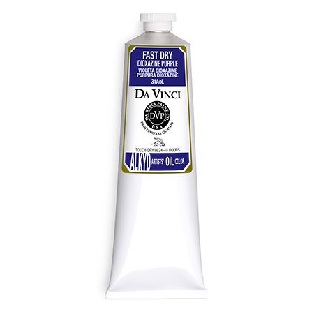 (25) Dioxanize Purple (150mL Fast Dry Oil Paint)