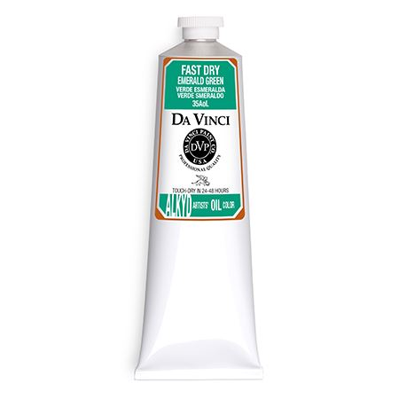 (38) Emerald Green (150mL Fast Dry Oil Paint)