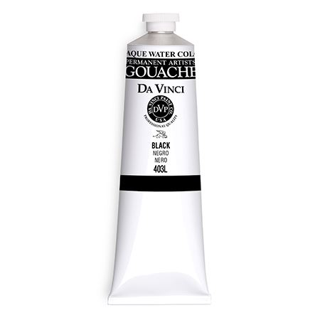 (27) Black (150mL Gouache)
