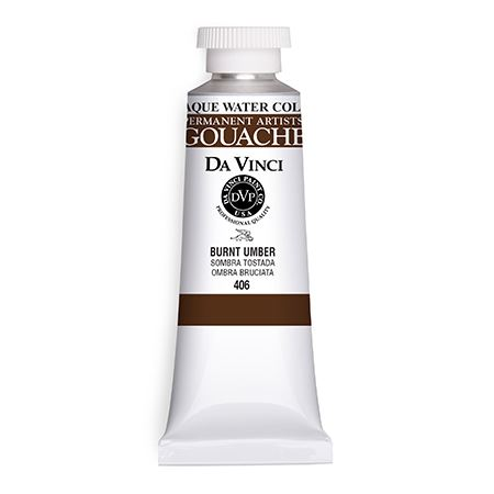 (24) Burnt Umber (37mL Gouache)