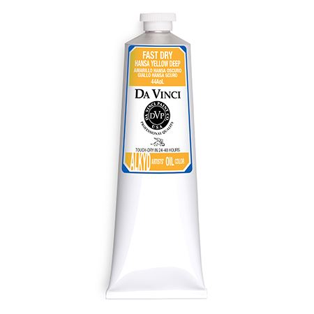 (09) Hansa Yellow Deep (150mL Fast Dry Oil Paint)