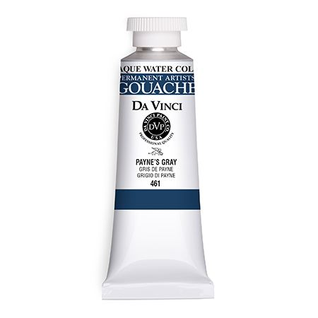 (28) Payne's Gray (37mL Gouache)