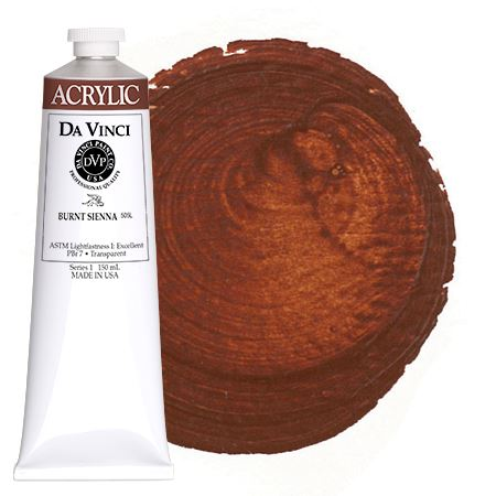 <!--(57)--> Burnt Sienna (150mL HB Acrylic)